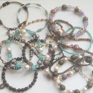 Lot of Bracelets - NWOT